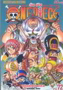 One Piece 72 วันพีช (Bookการ์ตูน 30%)